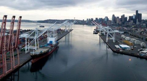 SM Line to Begin Calls at Northwest Seaport Alliance North Harbor